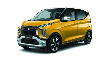Mitsubishi Motors Corporation Product Lineup